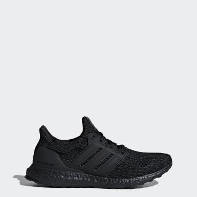 วิ่ง สีดำ รองเท้า Ultraboost