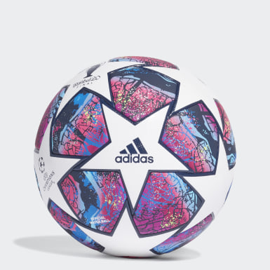 Men Football White UCL Finale Istanbul Pro Ball