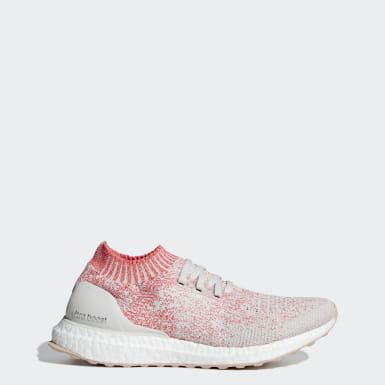 Scarpe Ultraboost Uncaged Beige Donna Running