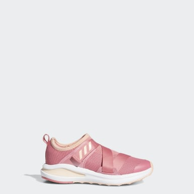 Kids 4-8 Years Running Pink FortaRun X Shoes