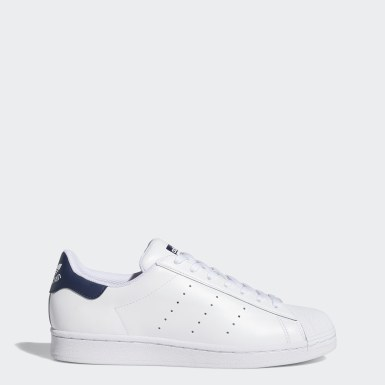 Men's Originals White Superstan Shoes
