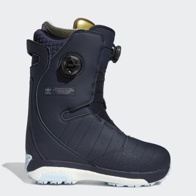 Muži Zimné Športy modrá Obuv Acerra 3ST ADV