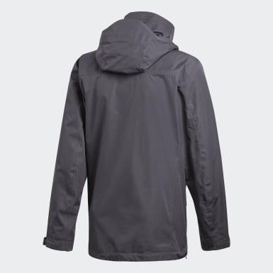 Men's Lifestyle Grey Wandertag Jacket