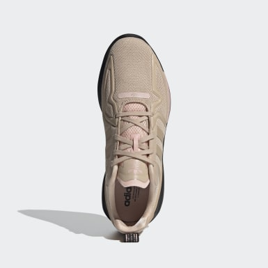 Sapatos ZX 2K Flux Bege Originals