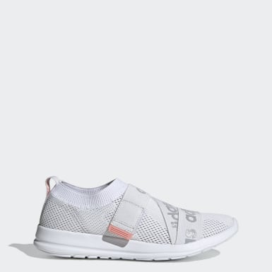 Women Sport Inspired White Khoe Adapt X Shoes