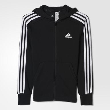 เสื้อฮู้ด Essentials 3-Stripes