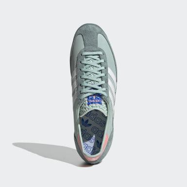 Sapatos SL 72 Verde Mulher Originals