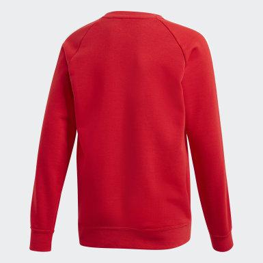 Youth Soccer Red Arsenal Sweatshirt