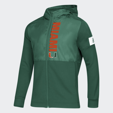 Men's Athletics Multicolor Hurricanes Game Mode Jacket