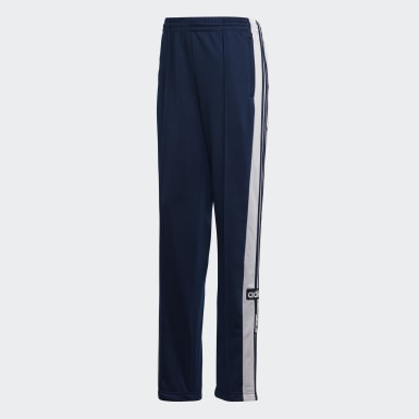 Pants Adibreak Azul Mujer Originals