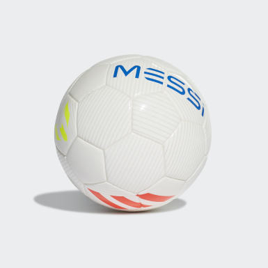 Minipelota Messi Blanco Fútbol