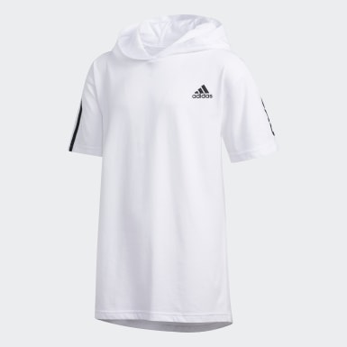 3-Stripes Hooded Tee