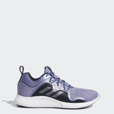 Tenis Edgebounce Azul Mujer Running