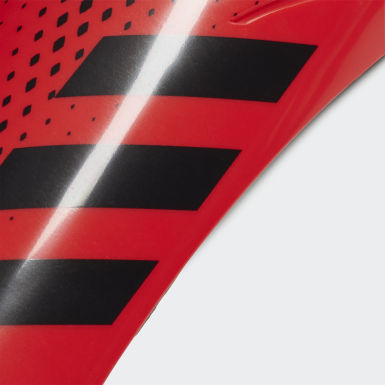 Soccer Black Predator 20 Club Shin Guards