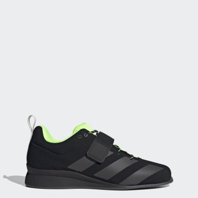 Tyngdlyftning Svart Adipower Weightlifting 2 Shoes