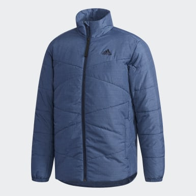 Men TERREX Blue Insulated Jacket