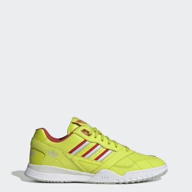 Erkek Originals Sarı A.R. Trainer Ayakkabı