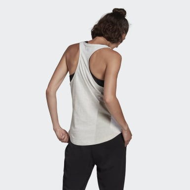 Dam Athletics Vit LOUNGEWEAR Essentials Loose Logo Tank Top