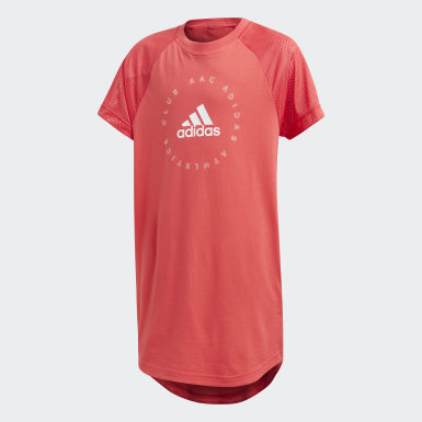 Kinderen Athletics Roze Jurk