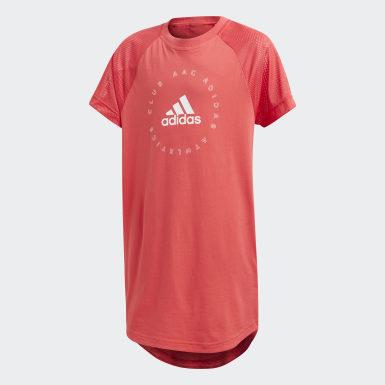 Robe Rose Enfants Athletics