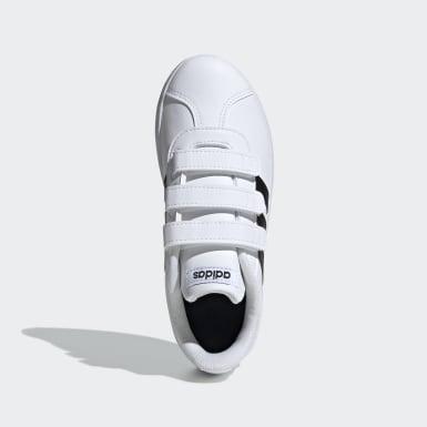 Kinder Freizeit VL Court 2.0 Schuh Weiß
