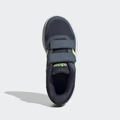 синий Баскетбольные кроссовки Hoops 2.0