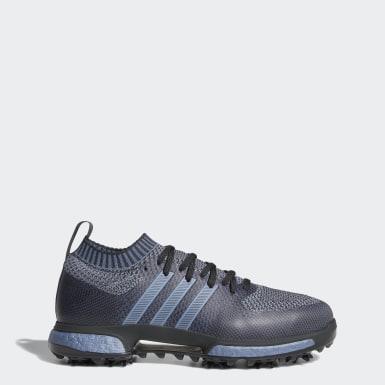 Men Golf Grey Tour360 Knit Shoes
