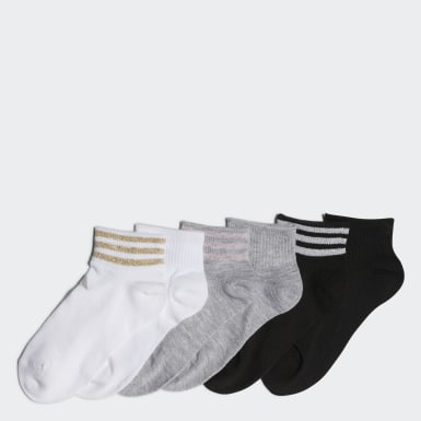 3-Stripes Low-Cut Socks 6 Pairs