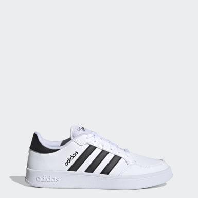 Männer Tennis Breaknet Schuh Weiß