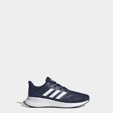 Chaussure Runfalcon Bleu Enfants Running