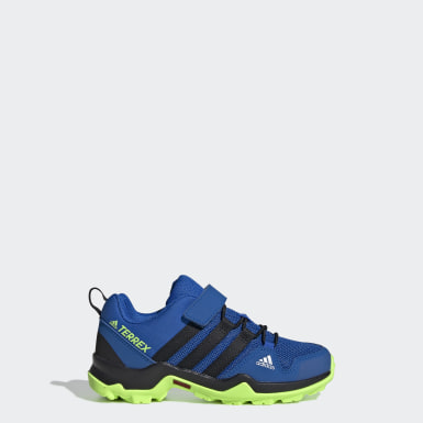 Kids TERREX Blue AX2R Comfort Shoes
