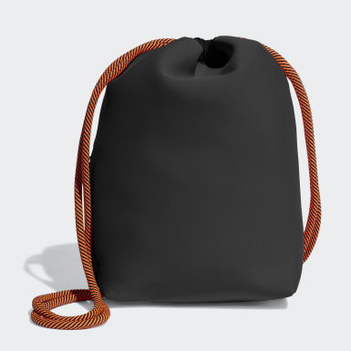 Y-3 Black Y-3 Drawstring Backpack