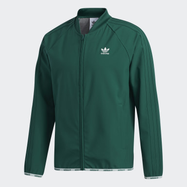 Winterized Track Jacket