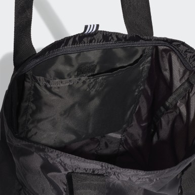 Originals Black Packable Tote Bag