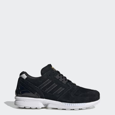 Men Originals Black ZX 8000 Shoes