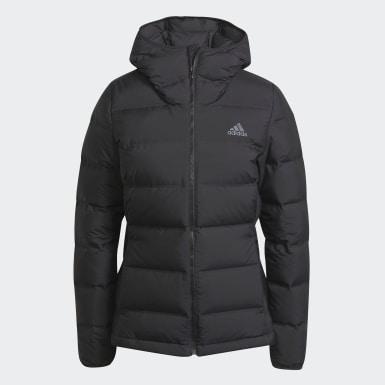 черный Куртка-пуховик Helionic