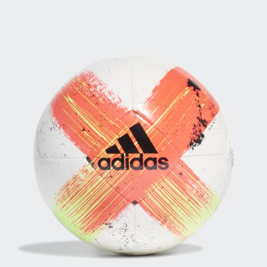 Men Football White Capitano Club Ball
