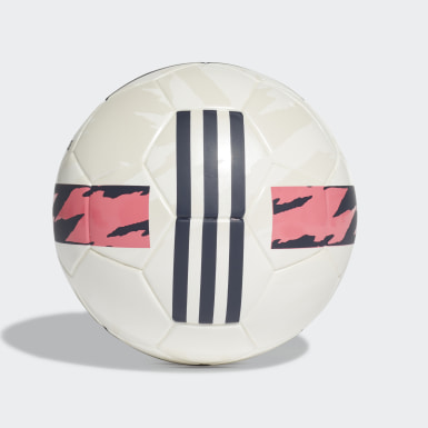 Erkek Futbol White Real Madrid Mini Top