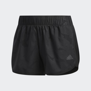 Shorts M10 Ready-to-Go Negro Mujer adidas by Stella McCartney