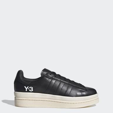 Y-3 černá Obuv Y-3 Hicho