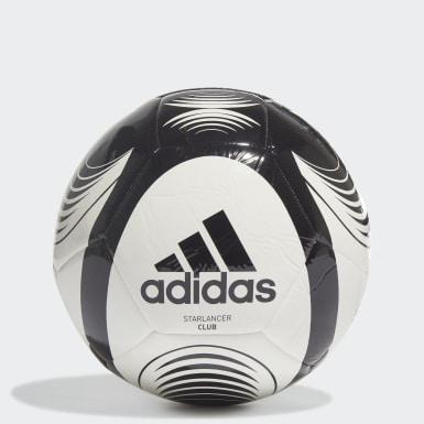 Men Football White Starlancer Club Ball