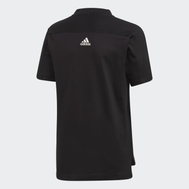 Playera TAN Negro Niño Training