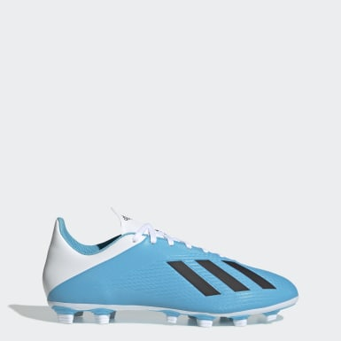 Soccer Turquoise X 19.4 Flexible Ground Cleats