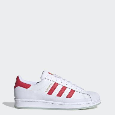 Originals Beyaz Superstar MG Ayakkabı