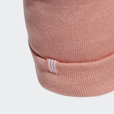 розовый Шапка-бини Trefoil