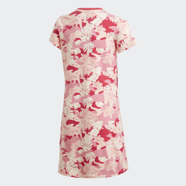 Mädchen Originals Adicolor Kleid Beige