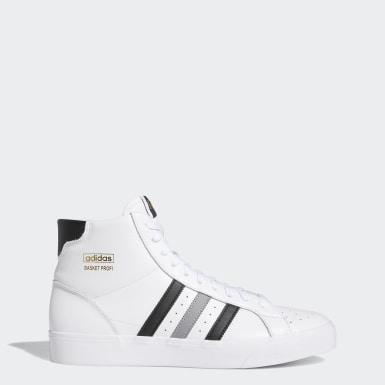 Originals Hvid Basket Profi sko