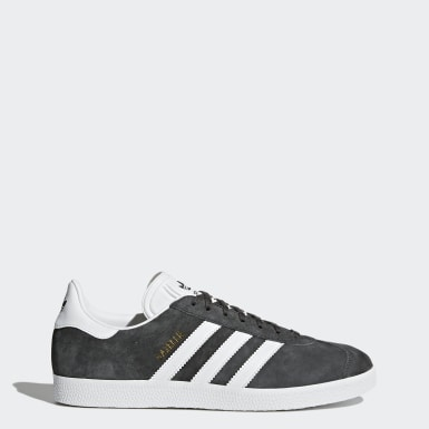Zapatilla Gazelle Gris Originals