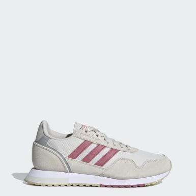 Sapatos 8K 2020 Cinzento Mulher Running