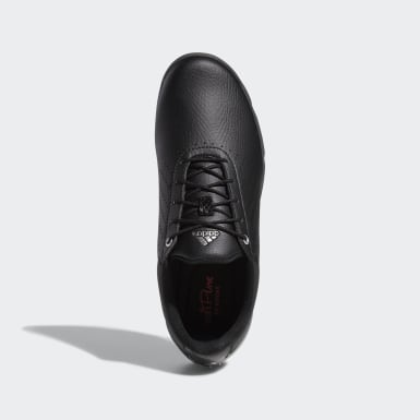 Women Golf Black Adipure SC Shoes
